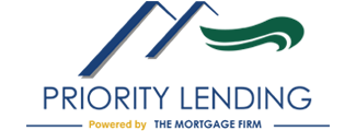 Logo of Priority Lending, Powered by The Mortgage Firm
